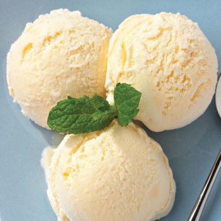 Lower Sugar Ice Cream