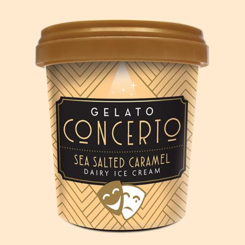 Sea Salted Caramel